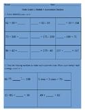 Eureka Module 4 Revised Assessment second grade