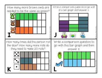 Eureka Module 7: Graphing Task Cards