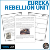 Eureka Rebellion - The Birth of Australian Democracy mini-unit - BTSdownunder