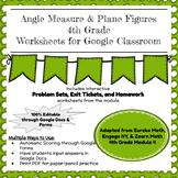 Distance Learning Eureka Math (Engage NY) 4th Grade Math M