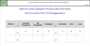 Eureka, Zearn Math, & Engage NY 4th Grade Math Module 1 for Google Classroom!