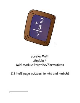 Grade 5 Eureka Math (Engage NY) Module 4 Mid-Module Practice
