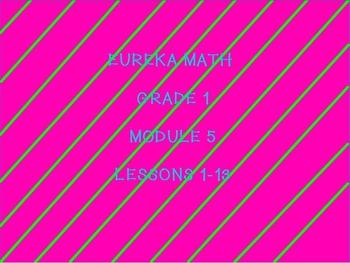 Eureka math MODULE 5 first grade