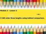 Eureka math module 3 lesson 3 first grade