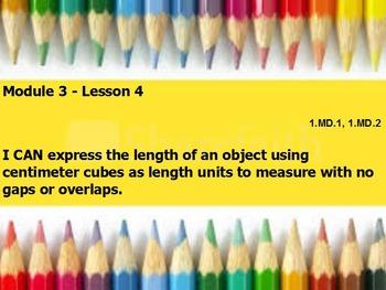 Eureka math module 3 lesson 4 first grade