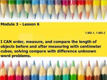 Eureka math module 3 lesson 6 first grade