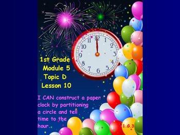 Eureka math module 5 lesson 10 first grade