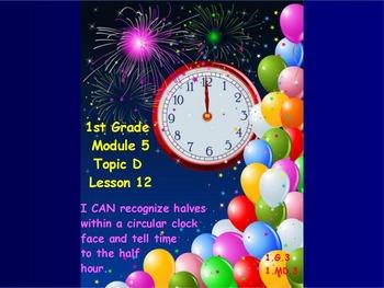 Eureka math module 5 lesson 12 first grade