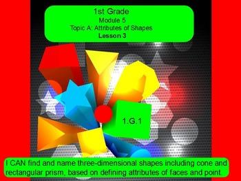 Eureka math module 5 lesson 3 first grade