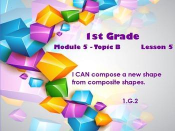 Eureka math module 5 lesson 5 first grade
