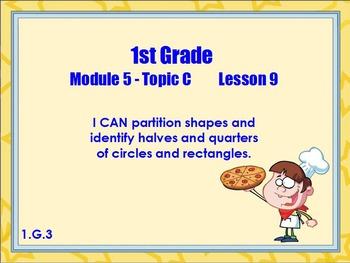 Eureka math module 5 lesson 9 first grade
