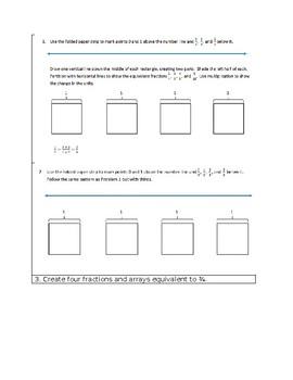 Eureka module 3 lesson 1 notes