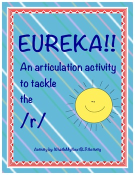 Eureka! /r/ Activity