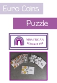 Euro Coins Puzzle