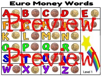 Euro Money Game