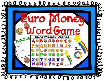 Euro Money Game