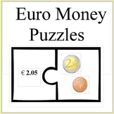 Euro Money Puzzle Game