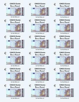Euro Reward Tickets for Spanish