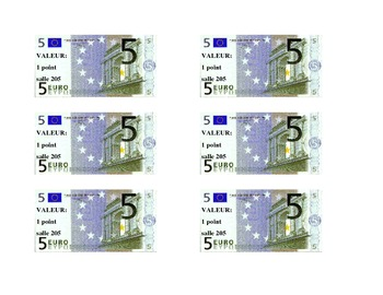 Euro rewards
