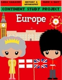 Europe: Continent Project
