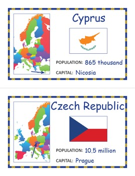 Europe Posters