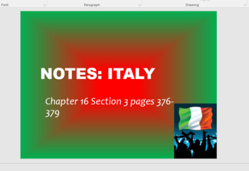 Europe: 3 Major Religions notes
