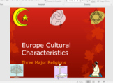 Europe's Geography Resources: Maps, Culture, and Religions