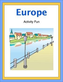 Europe Activity Fun