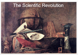 The Scientific Revolution - Notables + Assessment