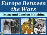 Europe Between the Wars Primary Source Image Activity