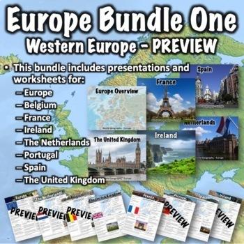 Europe Bundle One