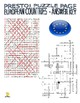 Europe : Countries Puzzle Page (Wordsearch and Criss-Cross)