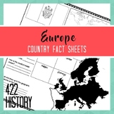 Europe Country Fact Sheets