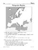Europe: Geographic Regions