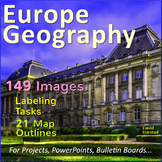 Europe Geography