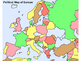 Europe - Geography Basics