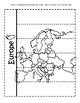 Europe Geography Flip Book