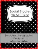 Europe Interactive Notebook