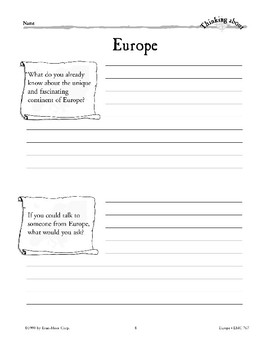 Europe: Introduction