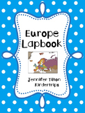 Europe Interactive Notebook/Lapbook with Reading Passages