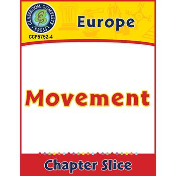 Europe: Movement Gr. 5-8