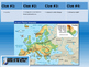 Europe Physical Geography Class GAME: World Scavenger Hunt GAME