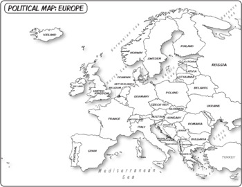 99+ Coloring Book Europe Picture HD