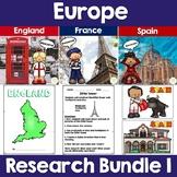 Europe Research Bundle