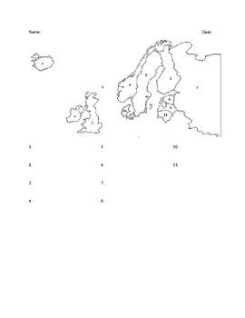 Europe Tests