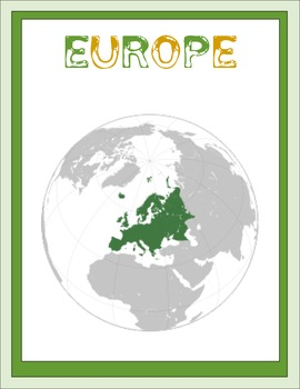 Europe Thematic Unit