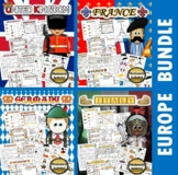 Europe Themed Mega Bundle
