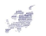 Europe Vocabulary Wordle