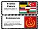 Europe Word Wall / Vocabulary