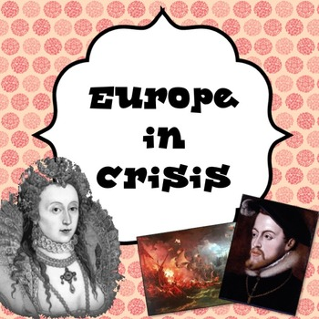 Europe in Crisis PowerPoint